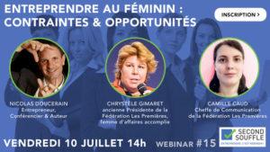 Entreprendre au féminin : contraintes & opportunités