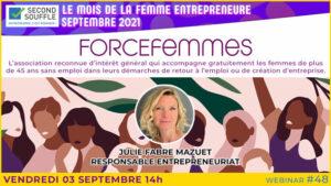Webinar Force Femmes